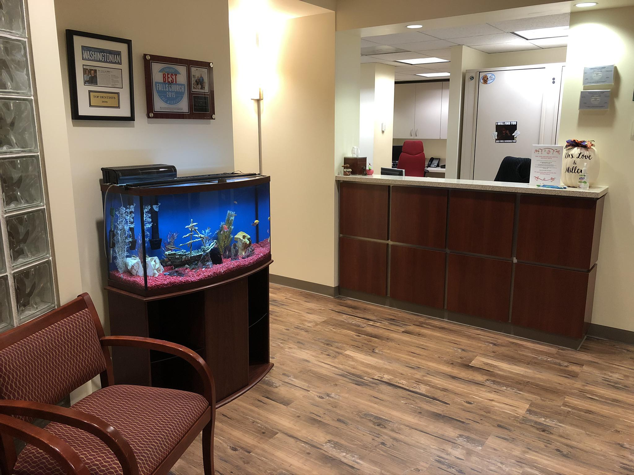 Dental Office Falls Church VA